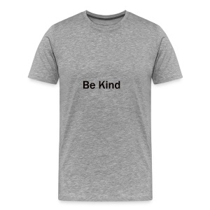 Be_Kind - Men's Premium T-Shirt