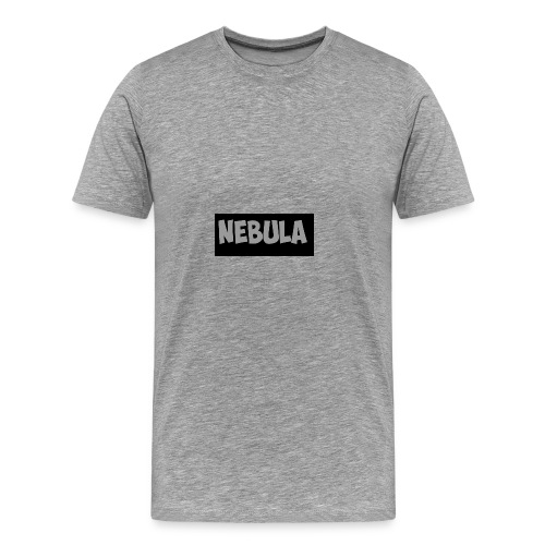first shirt *crap* - Men's Premium T-Shirt