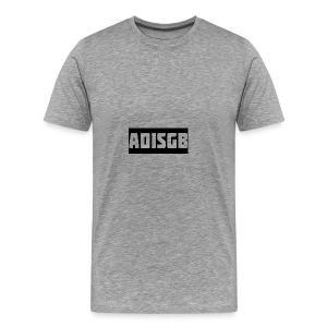 AdiSGB Official Tshirt - Men's Premium T-Shirt
