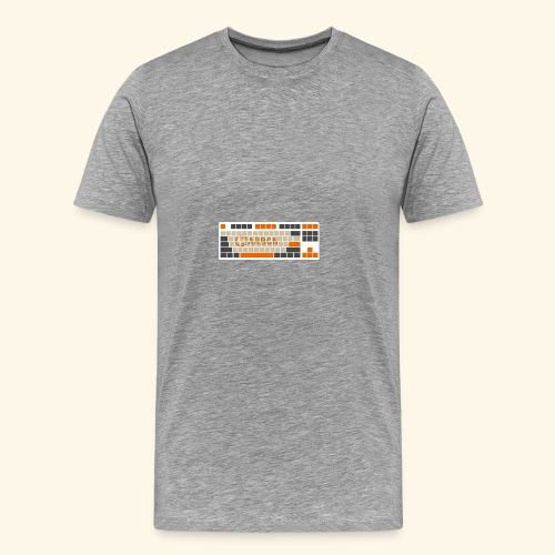Carbon - Men's Premium T-Shirt