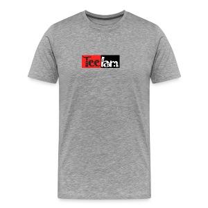 TeeIam Basic 01 - Men's Premium T-Shirt