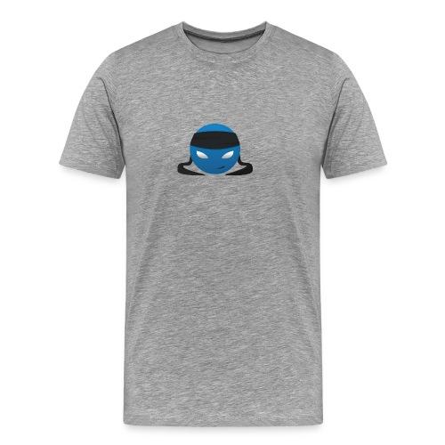 ThrowbackLogo - Men's Premium T-Shirt
