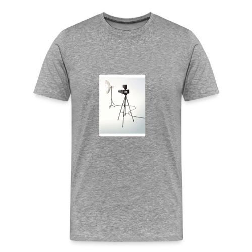 Camera 🎥 - Men's Premium T-Shirt