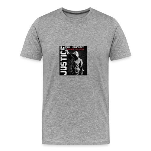 MHJ Justice - Men's Premium T-Shirt