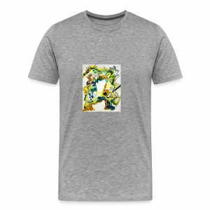 monster chaos - Men's Premium T-Shirt
