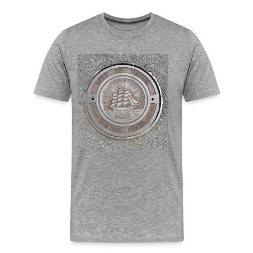 Sewer Tee - Men's Premium T-Shirt