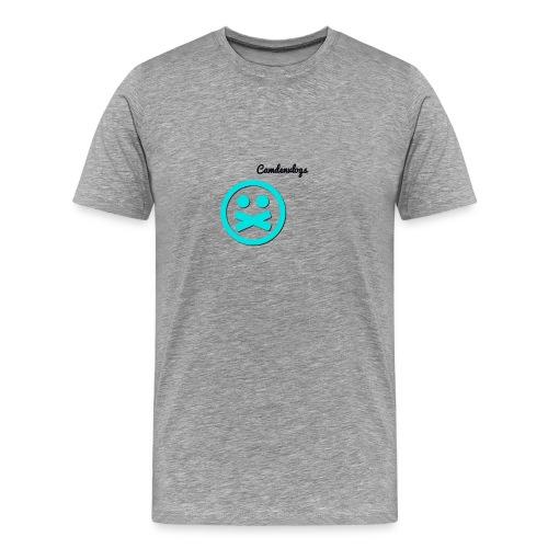 long sleeve all white athletic shirt - Men's Premium T-Shirt
