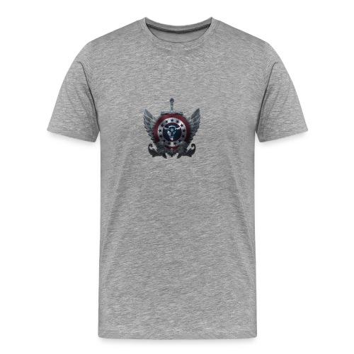 Guardians of America - Small Logo - Men's Premium T-Shirt