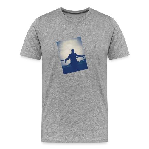 Men's Tshirt with ManuImage - Men's Premium T-Shirt