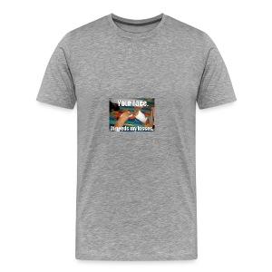 UDSYFIOwehipgwaepfihweihuaegwiaweiupfg - Men's Premium T-Shirt