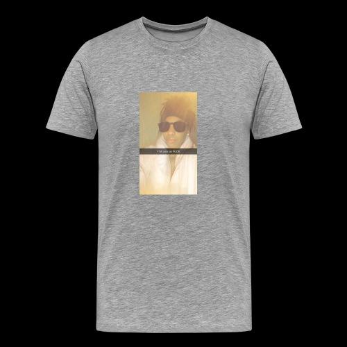 Y'all poor as FUCK - Men's Premium T-Shirt