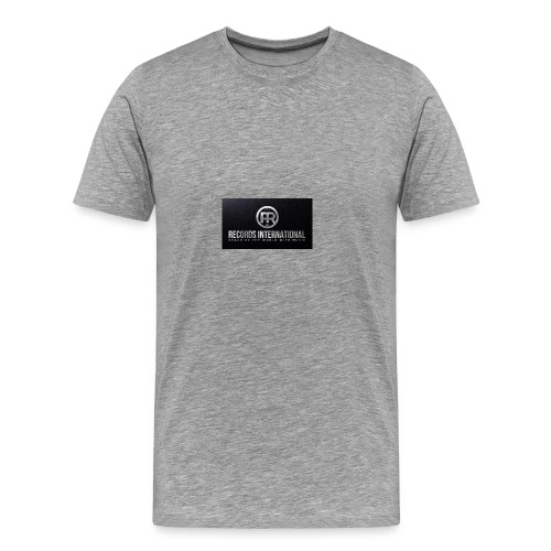 FR RECORDS INTERNATIONAL - Men's Premium T-Shirt