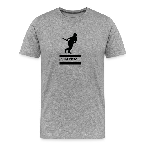 Hard 90 Player - Men's Premium T-Shirt