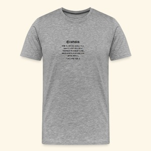 MS Changes - Men's Premium T-Shirt