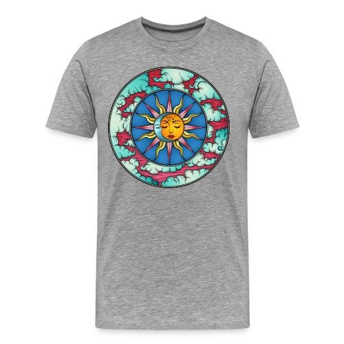 Moon Sun - Men's Premium T-Shirt