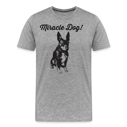 miracle dog - Men's Premium T-Shirt