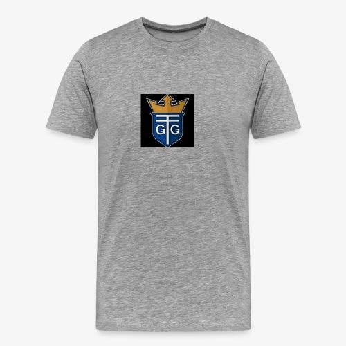 Rain Productions Nation - Men's Premium T-Shirt