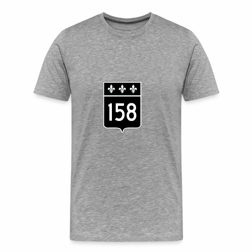 route 158 - Men's Premium T-Shirt