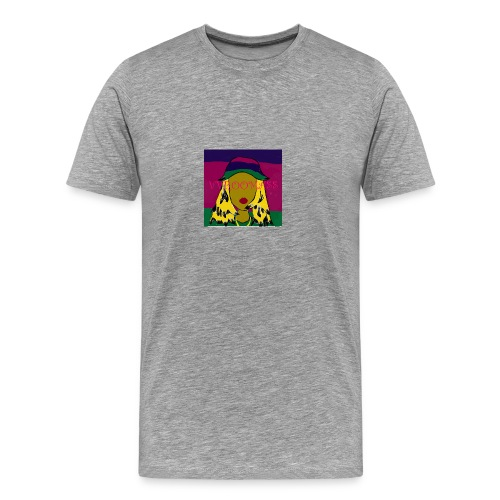 Laid Back Shawty - Men's Premium T-Shirt