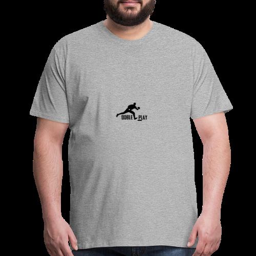 doble play - Men's Premium T-Shirt