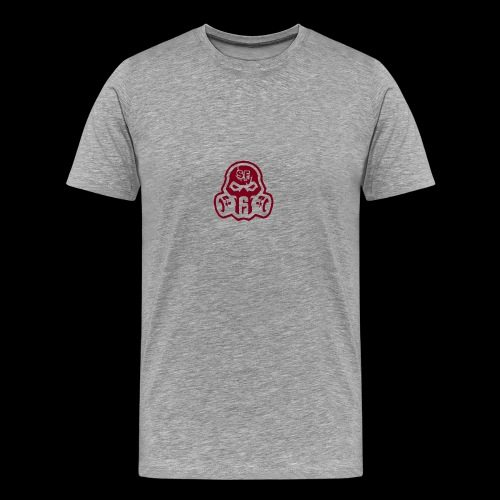 Dark Red - Men's Premium T-Shirt