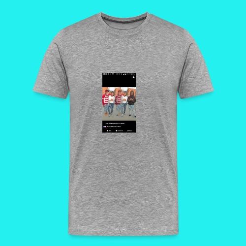 Petty Mona - Men's Premium T-Shirt