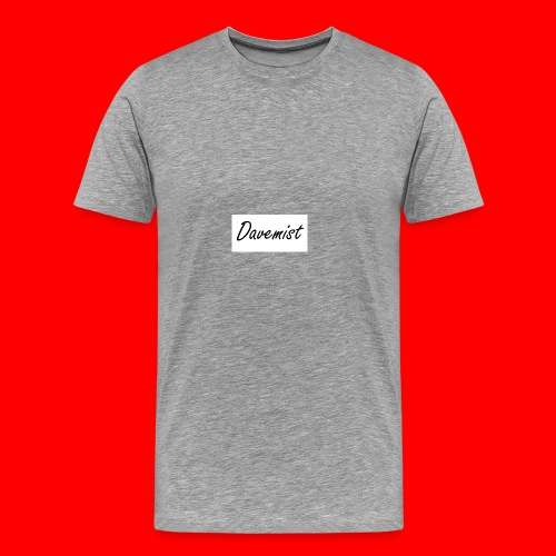 Davemist Titled Products - Men's Premium T-Shirt