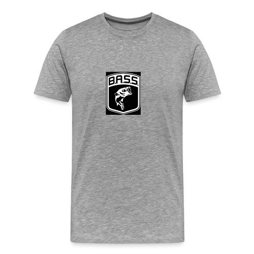 b.a.s.s logo - Men's Premium T-Shirt