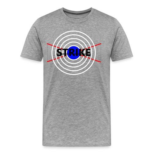 X-FLAT T-Shirt Design - Men's Premium T-Shirt