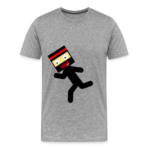 Stickmam Collection - Men's Premium T-Shirt