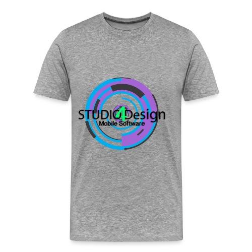S4DLogo - Men's Premium T-Shirt