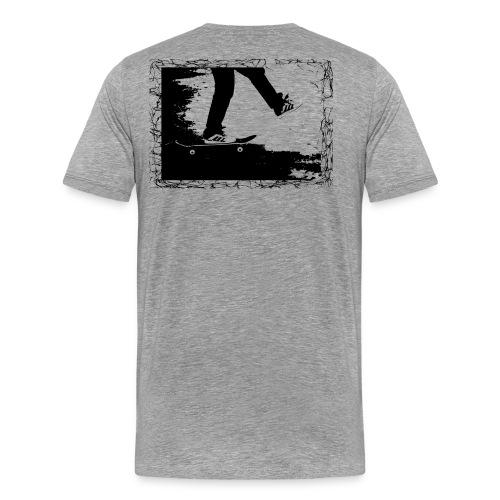 Skateboard - Men's Premium T-Shirt