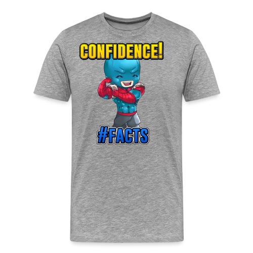 CONFIDENCE - Men's Premium T-Shirt