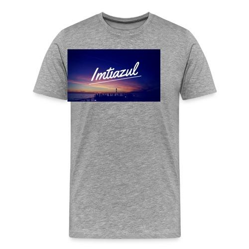 Copy of imtiazul - Men's Premium T-Shirt