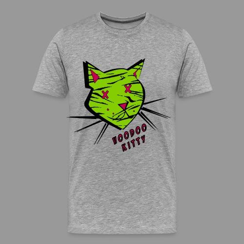 Voodoo Kitty - Men's Premium T-Shirt
