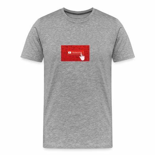 get free youtube subs - Men's Premium T-Shirt