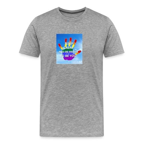 pride stock2 2 - Men's Premium T-Shirt