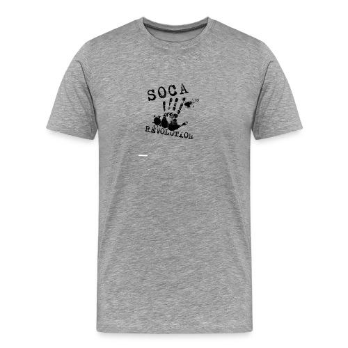 Soca Revolution - Men's Premium T-Shirt