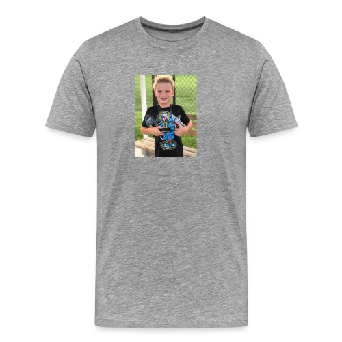 Jack swim shirt - Men's Premium T-Shirt