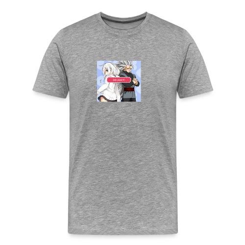 EnD x AnnA YT Official Logo #4 - Men's Premium T-Shirt