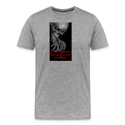 I´ve been waiting 4 U - Men's Premium T-Shirt