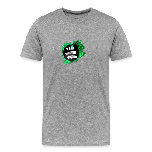 Green Bomb Squad - Men's Premium T-Shirt