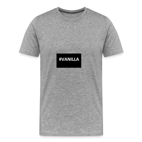 Vanilla - Men's Premium T-Shirt