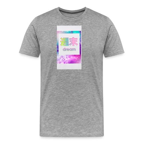 Dream logo - Men's Premium T-Shirt
