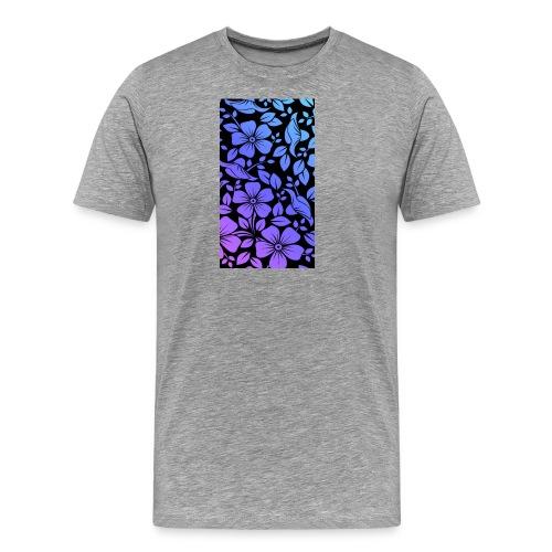 Flowers march - Men's Premium T-Shirt