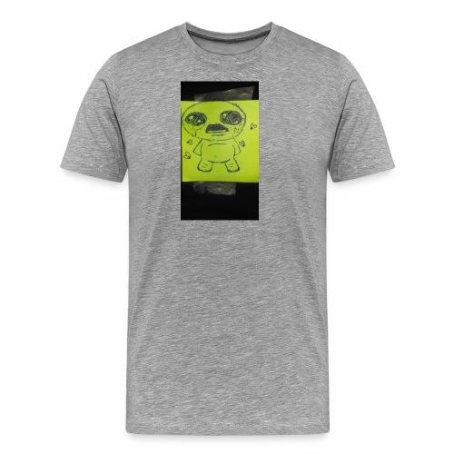 Don't cry - Men's Premium T-Shirt