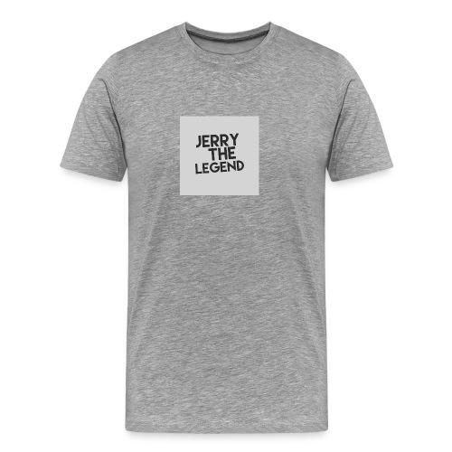 Jerry The Legend classic - Men's Premium T-Shirt