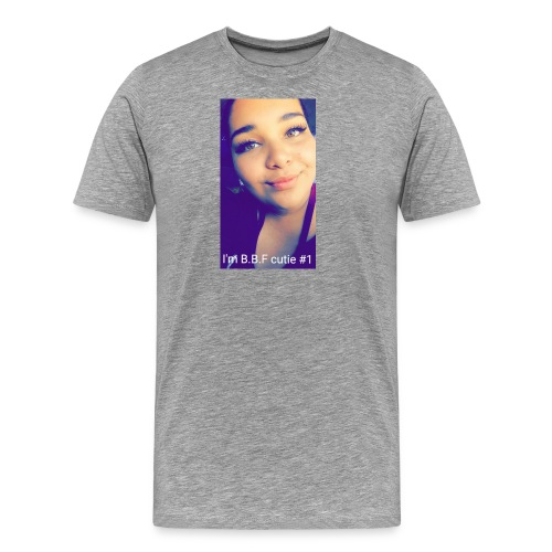 B.B.F cuties only - Men's Premium T-Shirt