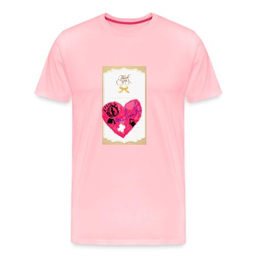 Heart of Economy 1 - Men's Premium T-Shirt