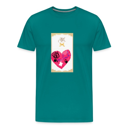 Heart of Economy 1 - Men's Premium T-Shirt